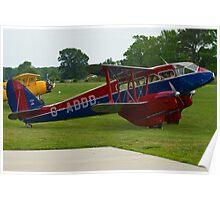 de Havilland DH-89A Dragon Rapide Poster
