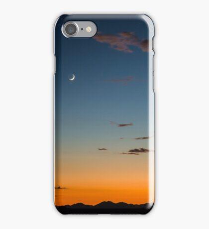 Tucson Sunset 04 iPhone Case/Skin