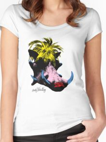 Andy Warthog Women's Fitted Scoop T-Shirt