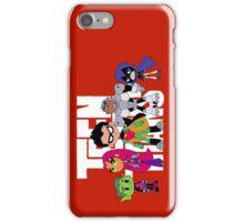 Teen Titans iPhone Case/Skin