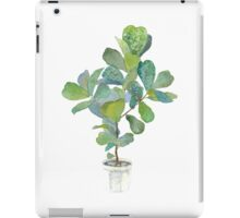 Fiddle Leaf Fig iPad Case/Skin