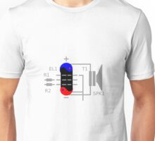 Amplifier Tube Unisex T-Shirt