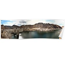 Hoover Dam Poster