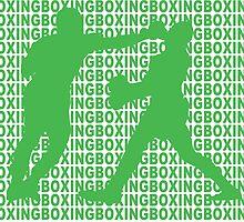 Joe Frazier vs Muhammad Ali Jab Green  by yin888