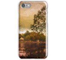 Shades of Fall - Autumn Landscape iPhone Case/Skin