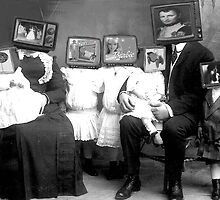 Portrait Of An American Family by ☼Laughing Bones☾