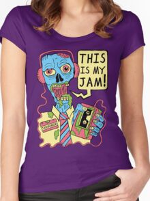 This Is My Jam Women's Fitted Scoop T-Shirt