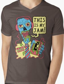 This Is My Jam Mens V-Neck T-Shirt