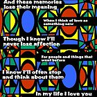 "The Beatles ""In My Life"" (Dedicated to Robert Abraham, fellow RB'er) by Deborah Lazarus"