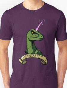 Fantastic Unicorn-Dinosaur T-Shirt