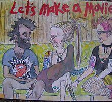 Let's Make A Movie by Zach  Crane