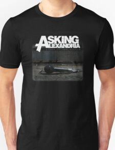 Asking Alexandria Stand Up And Scream Metalcore Parkway Drive T-Shirt