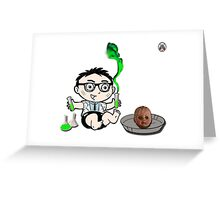 Baby Herbert West Greeting Card