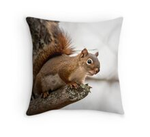 I'll Jump Ya Know! Throw Pillow