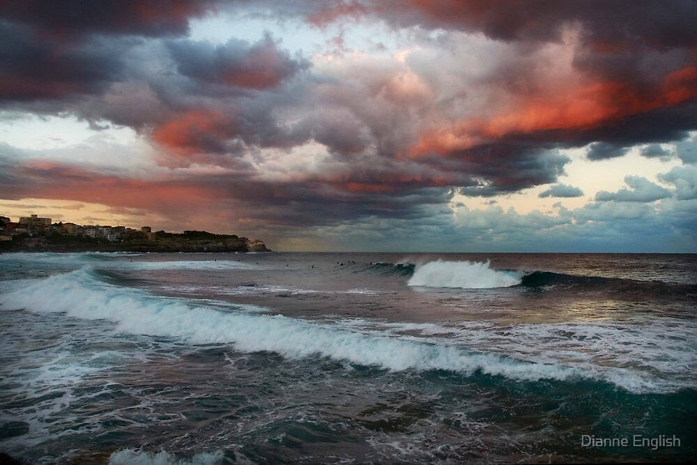 Bronte Afternoon by Dianne English
