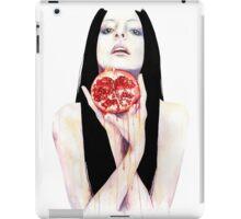 Drink my heart iPad Case/Skin