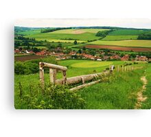 Iwerne Courtney Canvas Print