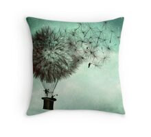 The business men's goodbye Throw Pillow