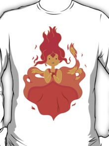 Flame Princess T-Shirt