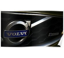 GRILLE VOLVO C30  Poster