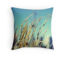 Peaceful Spring wind Throw Pillow