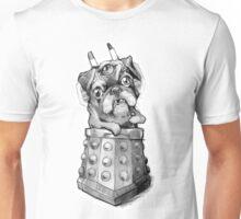 Dr Who Shirt - Pug-Ros Unisex T-Shirt