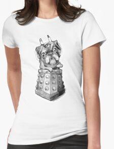 Dr Who Shirt - Pug-Ros Womens T-Shirt