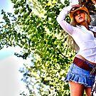 cowgirl by malek haneen