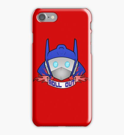 Autobots Roll Out! iPhone Case/Skin