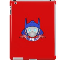 Autobots Roll Out! iPad Case/Skin
