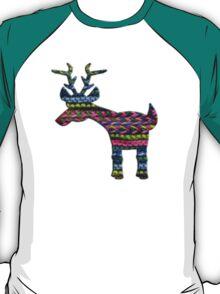 Deer Knit T-Shirt