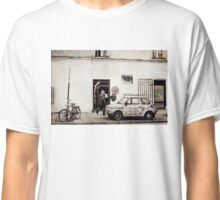 Street in Cracow Classic T-Shirt
