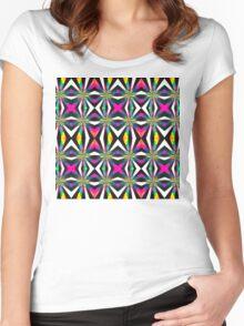 Sun Spots Women's Fitted Scoop T-Shirt