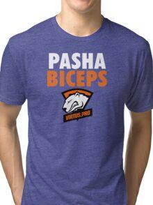 PASHA BICEPS   VP   Virtus Pro Tri-blend T-Shirt
