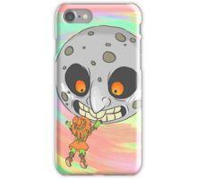 Skull Kid and Moon iPhone Case/Skin
