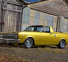 Ford XR Ute by John Jovic