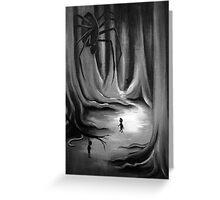 Limbo - The Game Greeting Card
