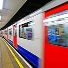 London Underground City Life by DavidGutierrez