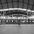 Time, Movement, Motion - Southern Cross Train Station by Adriano Carrideo
