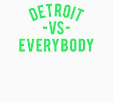 Detroit VS Everybody | Green Unisex T-Shirt