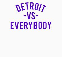 Detroit VS Everybody | Purple Unisex T-Shirt