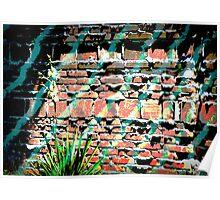 Bricks & Mortar Poster