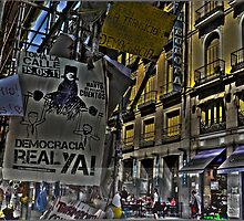 Democracia by Merlina Capalini