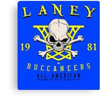 Laney Buccaneers  Canvas Print