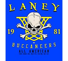 Laney Buccaneers  Photographic Print