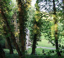 A peaceful place by Merice Ewart Marshall - LFA