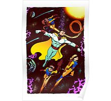 Space Ghost Poster