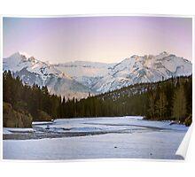 Banff National Park Poster