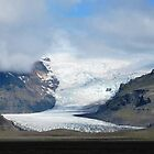 Svinafellsjkull, Skaftafell National Park by k8em