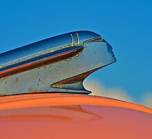 "1951 Pontiac ""Chieftain"" Hood ornament by Mike Capone"